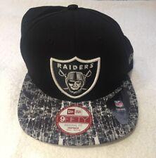 06ece4ad9 New Era 9fifty SnapBack Cap NFL Oakland Raiders S M