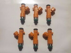 Genuine Denso Flow Matched Fuel Injectors For Infiniti G37 Nissan 370Z 3.7L (6)