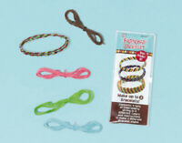 HIPPIE CHICK FRIENDSHIP Bracelets Pack of 12 Favours Party Bag Filler