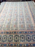 "6'2"" x 9'3"" New Pakistani Peshawar Oriental Rug - Hand Made - Veg Dye 100% Wool"