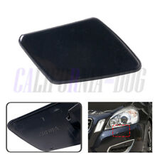 Primed Right Driver Headlight Washer Cover Cap For VOLVO S40 V50 2005-2007