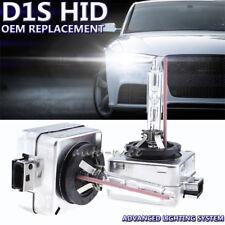 2X AC 35W D1S Xenon HID Headlight Replacement Bulbs For Subaru Tribeca Low Beam