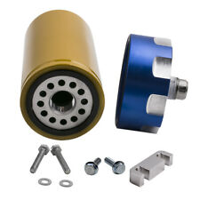 Fuel Filter Adapter Kit Fit for GM Duramax GMC Sierra 6.6L Brand New 2001-2016