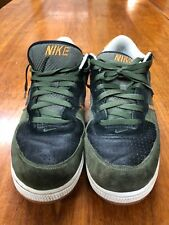 2007 Nike Air Zoom Infiltrator A Army Olive/Black/Chutney/White Shoes Size 13