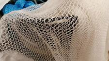 "Prawn shrimp crayfish netting 10mm holes (3/8"") 2 m wide purchase per metre NEW"