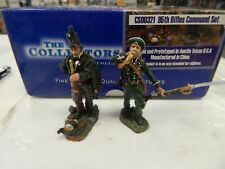 Collectors Showcase British 95th Rilfes CS00321 Command