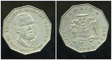 JAMAIQUE  50 cents 1987