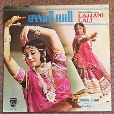 Navin Shah Presents Lajjani Lali Vinyl LP Vinyl Is NM Buy 5 LPs 4 £3.99 Post UK