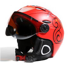 Professional MOON Half-covered Ski Helmet CE Certification Integrally-molded New