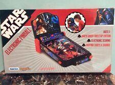 Star Wars Tabletop Electronic Pinball Machine 2008
