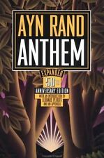 Anthem by Ayn Rand (1999, Paperback, Anniversary)