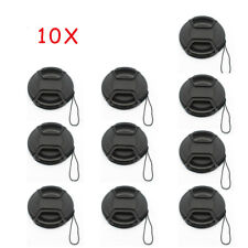 10X 82mm Front Lens Cap Hood Cover Snap-on for Tamron Nikon Canon Tokina Sigma