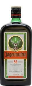 Jagermeister Herbal Liqueur 700mL Bottle