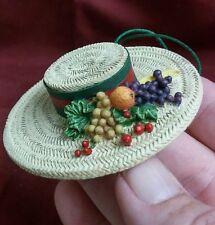 2000 Willitts Designs Sandy's Closet Through the Seasons Ornament Juliette Hat