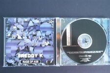 Freddy K - Rage Of Age Acvcd008 Acv Cd New