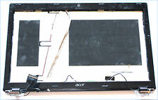 """Acer 7551 MS2310 Back Cover Front Bezel Hinges Video Cable WebCam Antenna 17.3"""""""