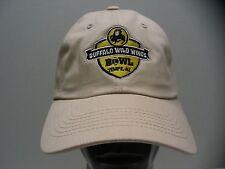 Buffalo Salvaje Alas Cuenco - TEMPE, Arizona - Ajustable Tira Trasera gorra