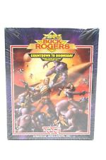 BUCK ROGERS COUNTDOWN TO DOOMSDAY Commodore Amiga SEALED