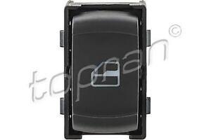 Left Passenger Electric Window Panel Switch for  VW Bora Golf Passat 3B0959855B