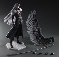 Play Arts Kai Final Fantasy VII 7 Advent Children Sephiroth Figure Model Toy