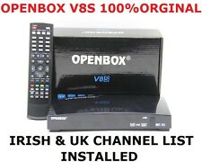 Genuine V8S Openbox FULL HD 1080P Freesat PVR TV Satellite Receiver Box