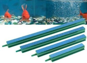Bubble Wall Tube Air Stone Curtain Aquarium Fish tank Cylinder Airstone Long