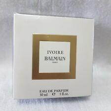 Ivoire Balmain Eau de Parfum 30ml Spray ( Brand New & Sealed ) --- Rare ---
