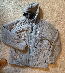 UNDER ARMOUR COLDGEAR Cold Weather Jacket - Grey - XXL - Super nice!!