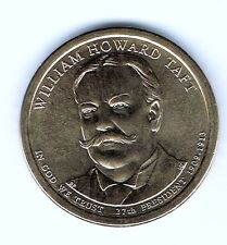 2013-P $1 Brilliant Uncirculated 27TH President Taft Dollar Coin!