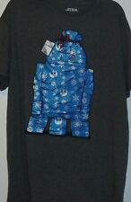 Star Wars Christmas T Shirt R2D2 New NWT S Small