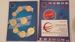 2016 SPAGNA 8 monete 3,88 EURO fdc espagne spanien spain España Espanha Испания