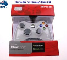 AU Wired Gamepad Game Controller for Microsoft Xbox 360 Windows PC Game Console
