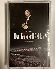 "TONY D ""DA GOODFELLA"" CASSETTE 1996/2020 NEW/SEALED LIMITED"