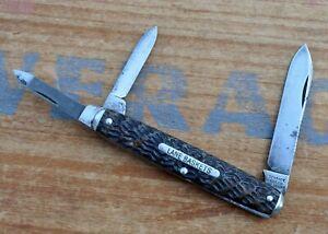Schrade Cut Co Walden NY Bone Whittler Knife