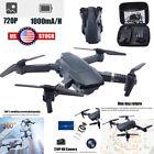 NEW FPV Wifi Drone Quadcopter HD Camera Aircraft Foldable Selfie Trajectory Flip