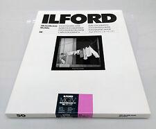 Ilford Multigrade IV RC Brillant papier photographique 12x16 cm 50 feuilles