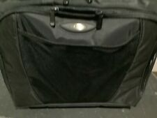 Targus MediaMate Rolling Case projector / laptop Nylon bag USED - TPJ700