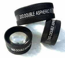 Diopter Lens 20d 90d Amp 78d Ophthalmology Amp Optometry Medico Aspherical Lens Pack
