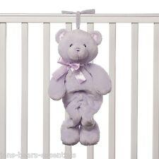 Baby Gund - My First Teddy, Pull-String Musical 2014 Version - Lavender