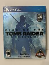 New listing Rise of the Tomb Raider: 20 Year Celebration (Ps4) Complete - Tested - Authentic