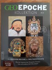 GEO Epoche Kollektion 2 - Die großen Reiche der Weltgeschichte,  Ausgabe 23/2021