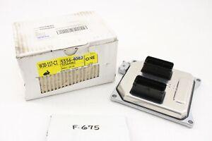 New OEM Saturn Astra 2008 2009 ECM Engine Control Module Power PCM 55564082 NIB!