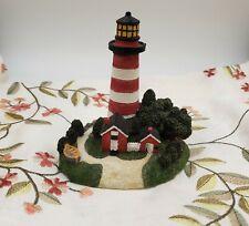 Collectible Assateague Island Virginia Lighthouse Figurine