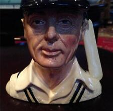 """Royal Doulton Toby """"The Hampshire Cricketer"""" # 3240 D6739 5"""" Pre-Owned"""
