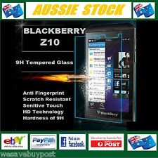Tempered Glass Anti-Scratch Screen Protector for BlackBerry Z10 Rating 9H