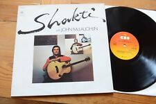 SHAKTI with JOHN MC LAUGHLIN  LP CBS 81388