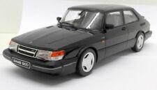 Véhicules miniatures noirs pour Saab