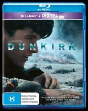 Dunkirk (Blu-ray, 2017, 2-Disc Set) NEW