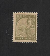 (111cents) Portuguese India 1933 Scott # 435 Mh