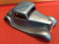 1/24 Du Bro #24-33B '34 Ford candy blue factory painted  slot car body NOS H